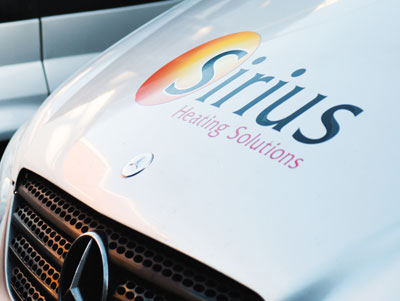 Sirius Heating Solutions, for all your heating needs